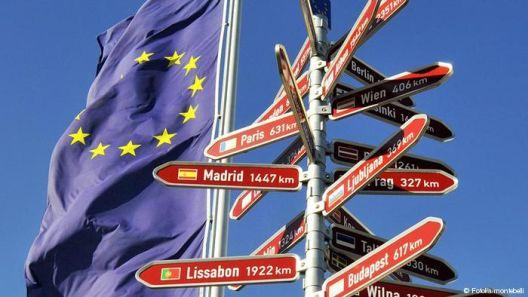 Европа е идеолошки поделена