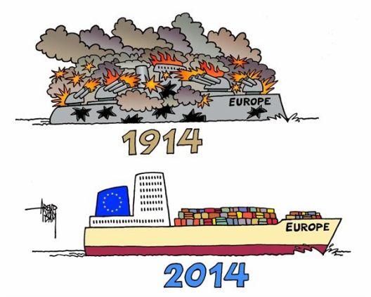 Европа може да се реорганизира на Салвиниевиот или Варуфакисовиот начин