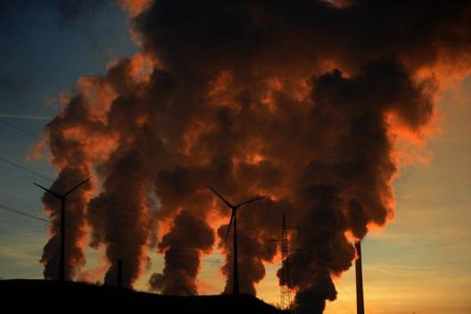 Нов светски рекорд во емисија на јаглероден диоксид!
