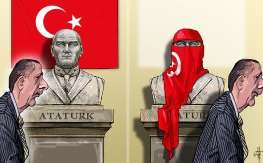 Нема и Ердоган и Европа