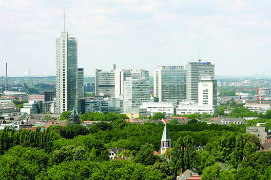Германскиот град Есен е најзелен град во Европа