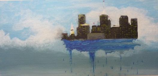 Градовите стојат како магла