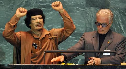 Моамер Гадафи