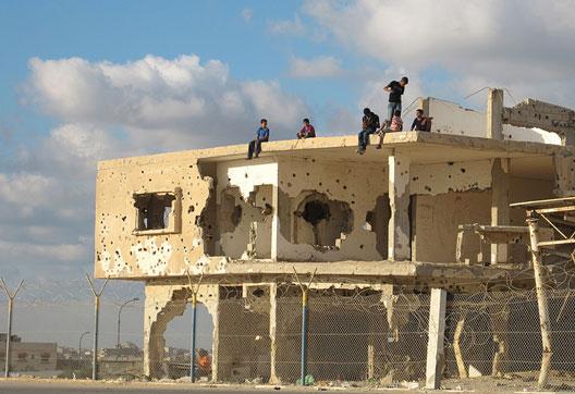 Впечатоци од Газа