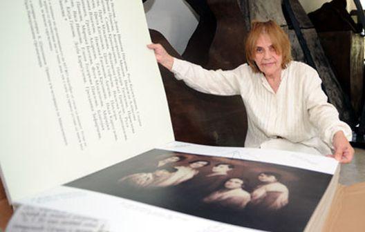 Почина  ликовната уметница Лилјана Хаџи Бошкова Ѓузелова