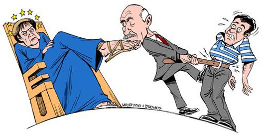 Грција не е Lehman Brothers