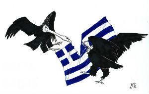 Блефирање – излегувањето на Грција од еврозоната