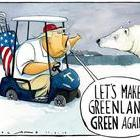 Make Greenland green again!