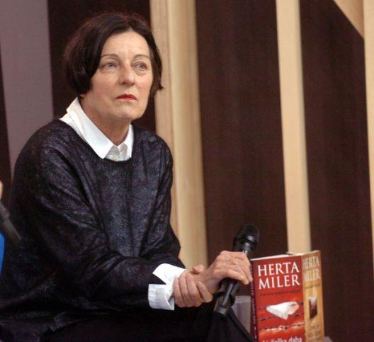 Зошто на Србија ѝ е потребна Херта Милер