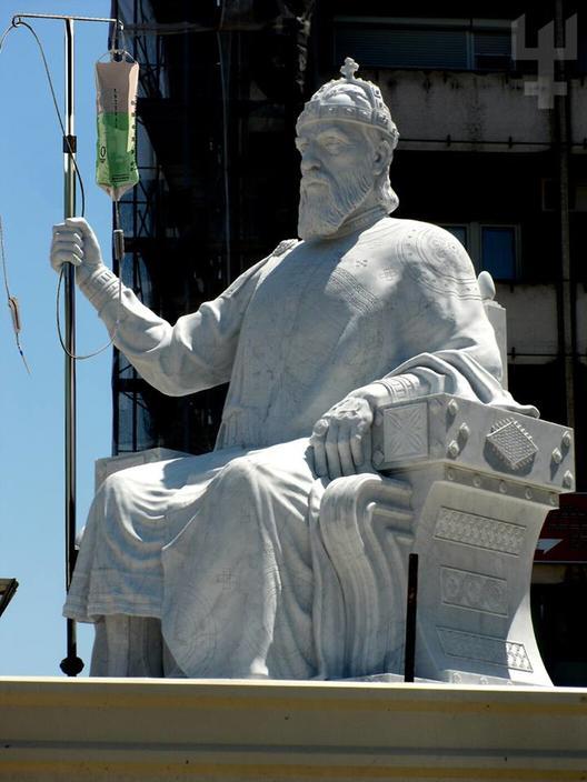 Самоил: Овие се Византијци!