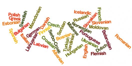 Повеќејазичноста во Европа и бастионот Грција