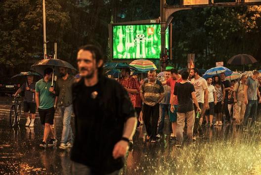Пеење на дожд