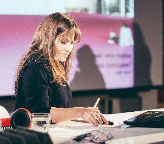 Во МСУ предавање на Кејт Фаул, кураторка во Гараж Музејот во Москва