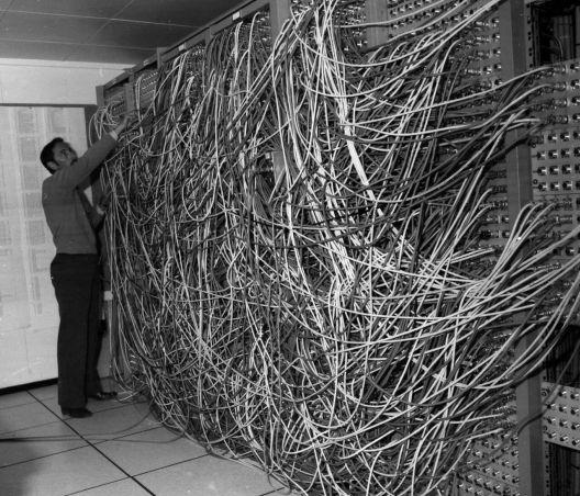 Древниот предок на суперкомпјутерот