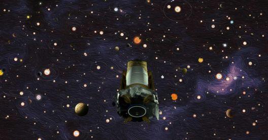 Телескопот кој откри 2 662 планети