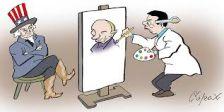 Вучиќ и карикатурите