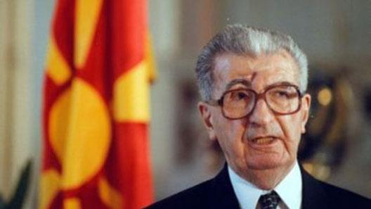 Киро Глигоров