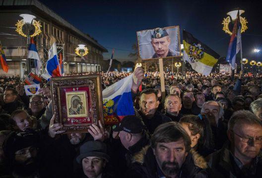 Балканот меѓу Путин и Европа