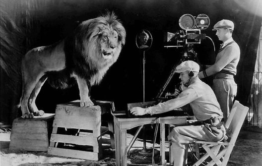 Како лавот стана статист
