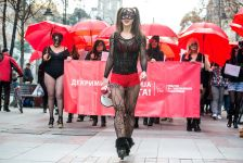 Марш на црвените чадори