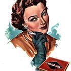 Македонија, реклама за цигари, 1952.