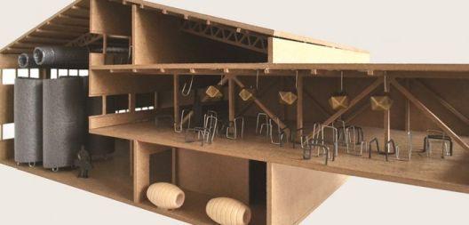 Загрозен модернизам – Изложба во МКЦ за архитектонското наследство