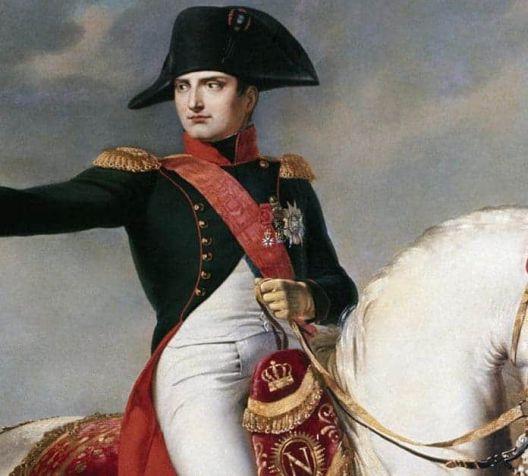 Наполеон математичарот