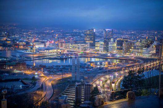 Осло е еколошки главен град на Европа