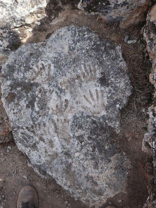 Откриени детски отпечатоци во пештера од пред 200 000 години