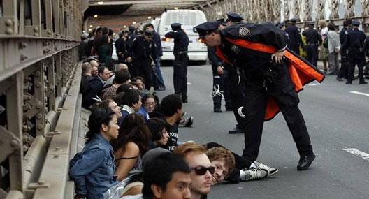Како ФБИ го задуши движењето Окупирај