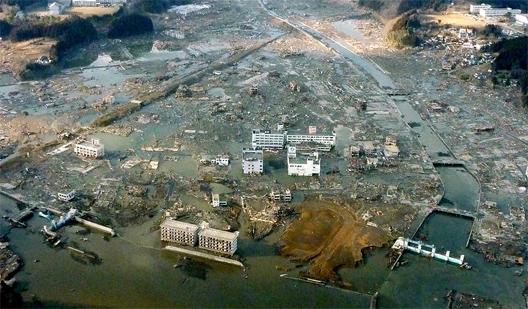 Минамисанрику - градот кој беше проголтан од цунами