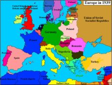 Историјата на Европа од 400 п.н.е. до денес