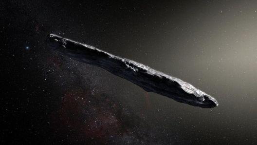 """Вселенската """"цигара"""" е летало на вонземјани?"""