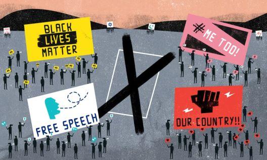 Политика на идентитетот и демократијата