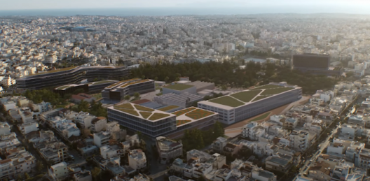 """Мицотакис го промовираше проектот """"Пиркал"""" – нов огромен парк и административен центар во Атина"""