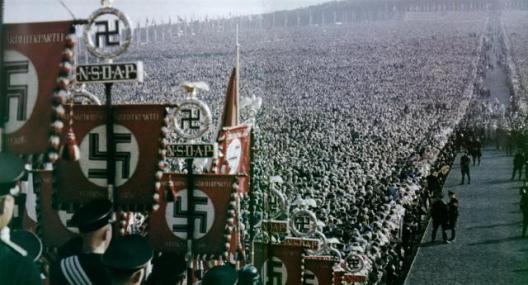 Заводливата економија на нацизмот