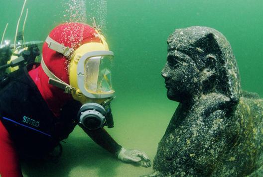 Подводна средба