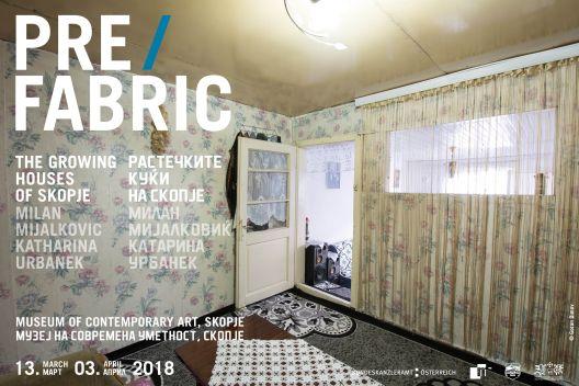 PRE/FABRIC, проект на  Мијалковиќ и Урбанек во МСУ