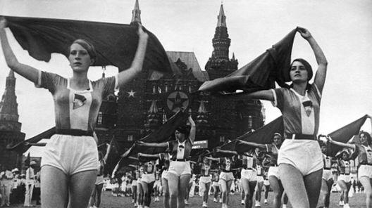 Руската сексуална револуција во 20-тите години на минатиот век
