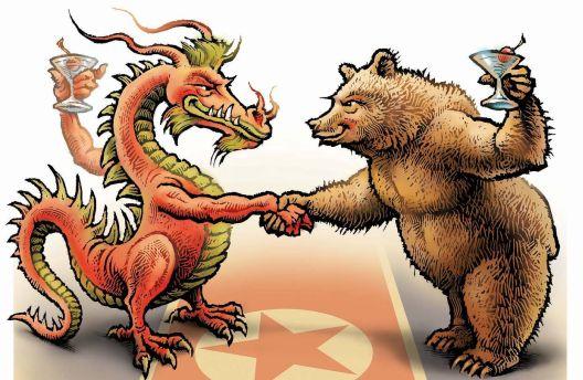 Русија и Кина повторно