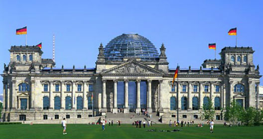 Нова Германија – мртва Европа