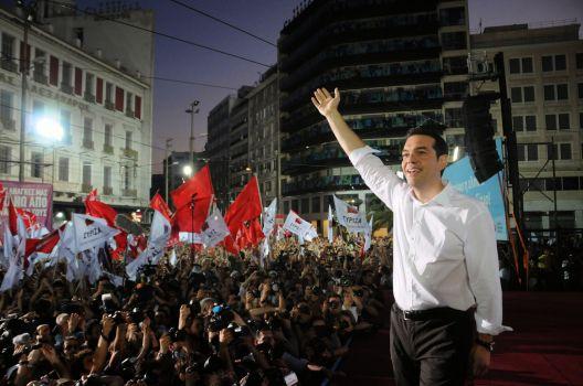 Ципрас остеријанец, Сириза партија на левиот центар?