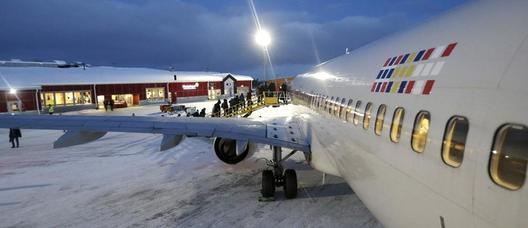 Шведска измисли и нов збор за да ги обесхрабри луѓето да патуваат со авиони