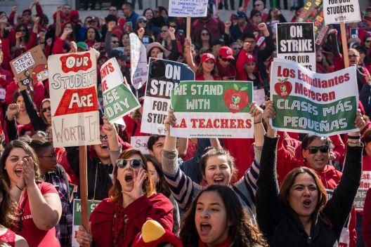 Американците повторно почнуваат да ги сакаат синдикатите