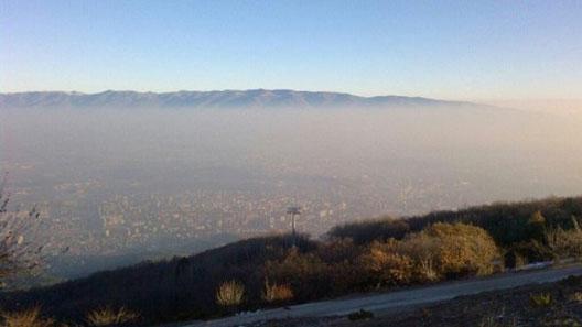 Скопје е втор најзагаден град во Европа