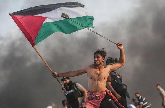 Сликата што стана симбол на палестинскиот отпор