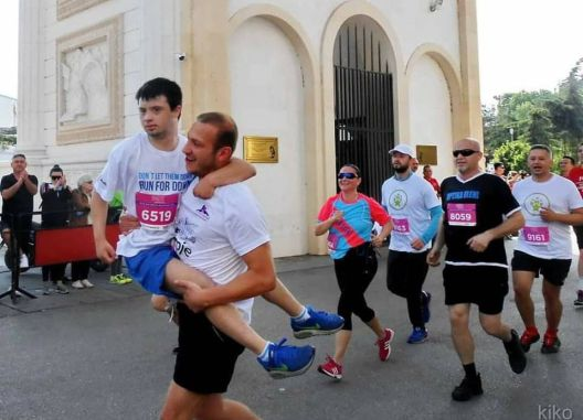 Вистинскиот херој на скопскиот маратон