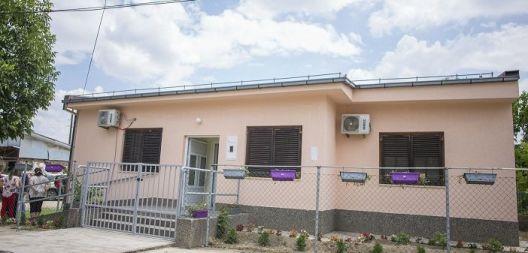 Отворен мал групен дом во Тимјаник, сместени се четири деца