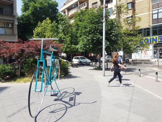 Урбана акција: Се крадат велосипеди, полицијата не ги наоѓа