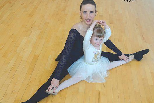 Прирачник за танцување за децата со Даунов синдром